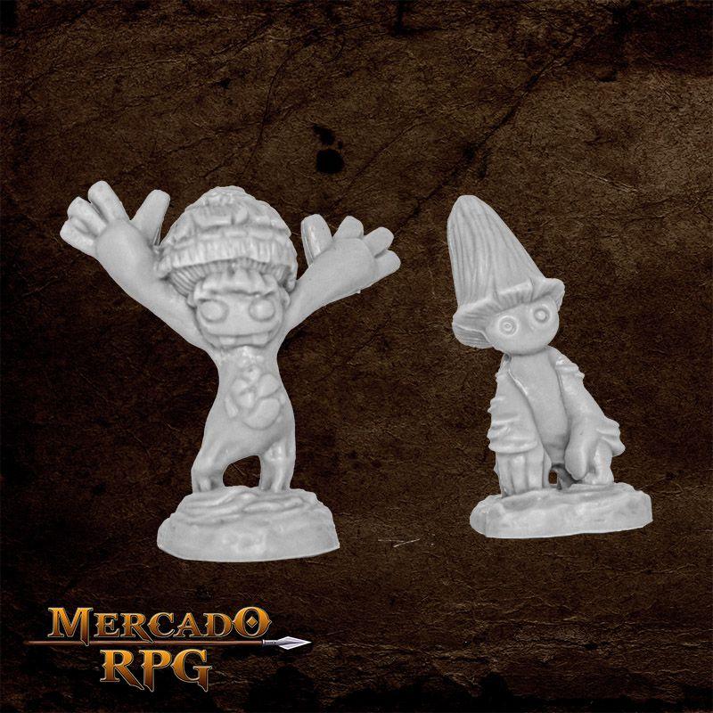 Fungoids - Miniatura RPG  - Mercado RPG