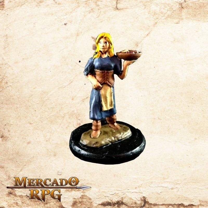 Garçonete  - Mercado RPG