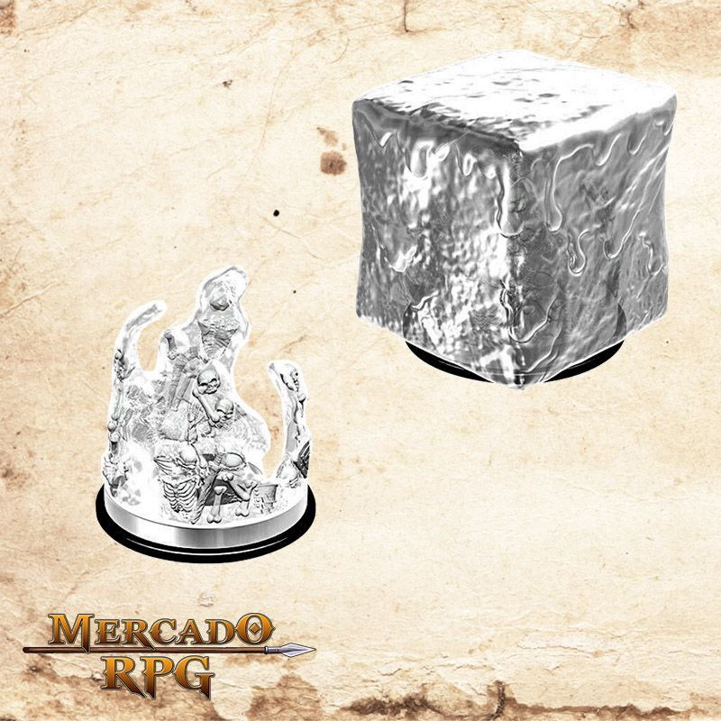 Gelatinous Cube  - Mercado RPG