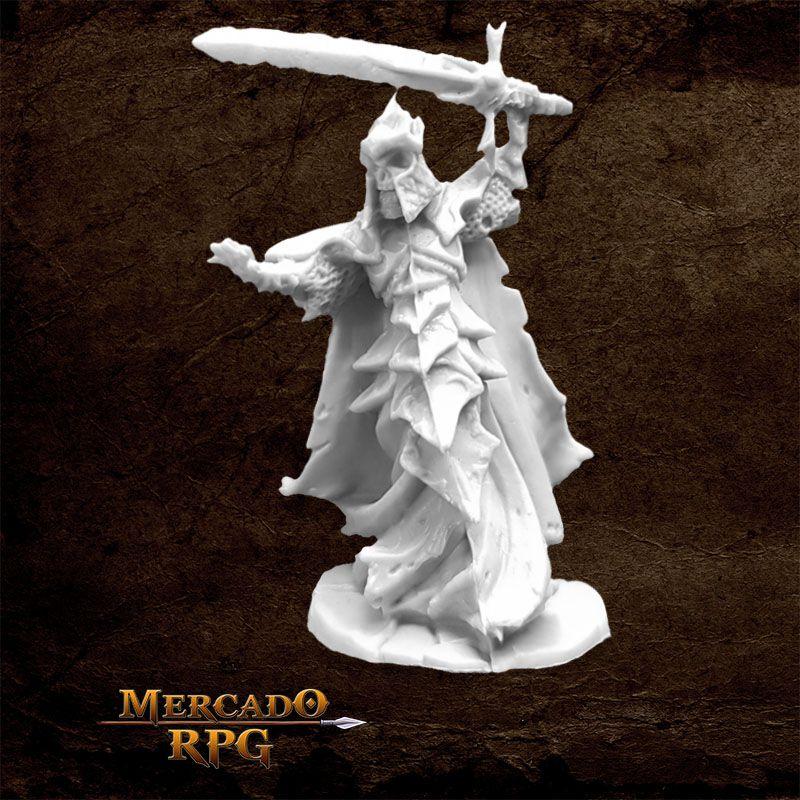 Ghost King - Miniatura RPG  - Mercado RPG