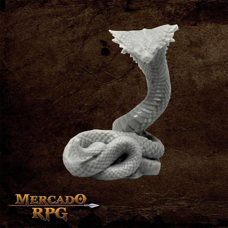 Giant Cobra  - Mercado RPG