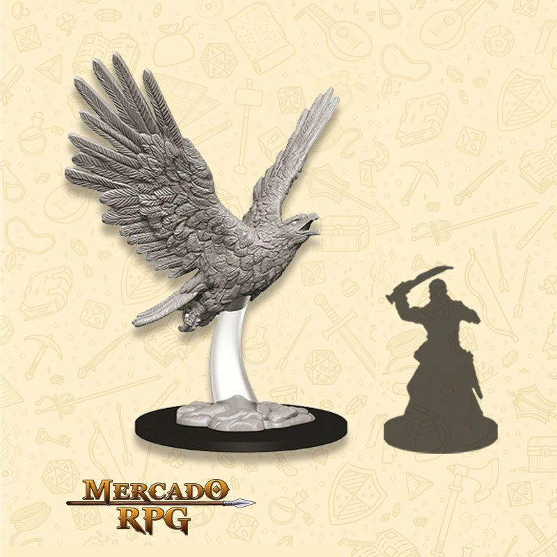 Giant Eagle - Miniatura RPG - Mercado RPG