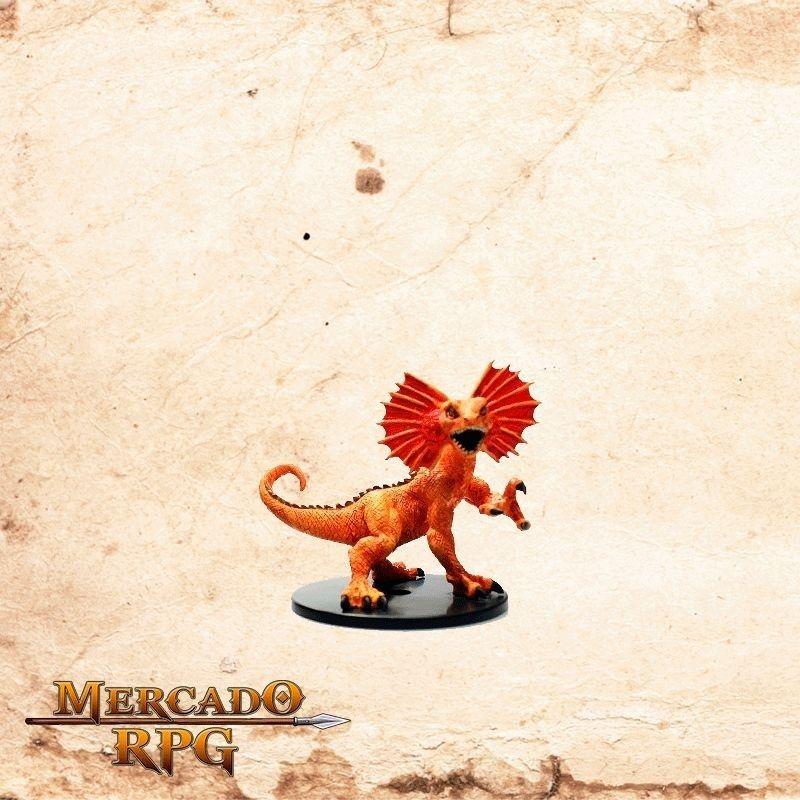 Giant Frilled Lizard  - Mercado RPG
