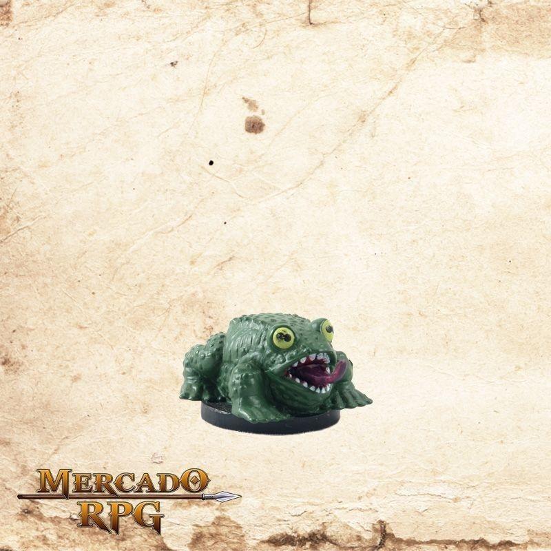 Giant Frog - Sem carta  - Mercado RPG