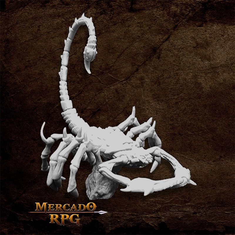 Giant Scorpion - Miniatura RPG