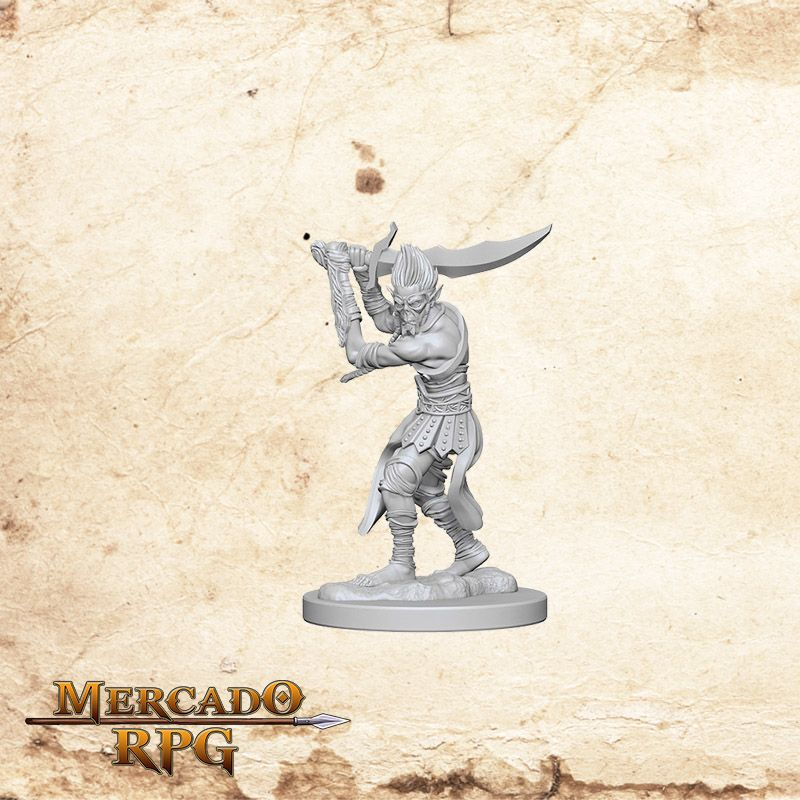 Githyanki B - Miniatura RPG