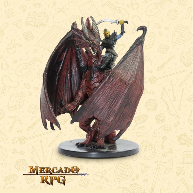 Githyanki Dragon Knight - Miniatura RPG