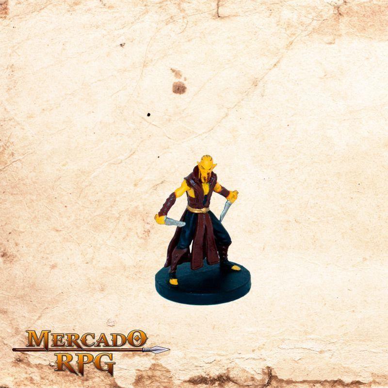 Githzerai Monk (Knives)  - Mercado RPG