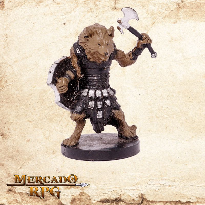 Gnoll  - Mercado RPG