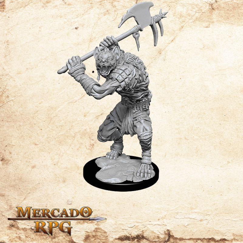 Gnoll A - Miniatura RPG
