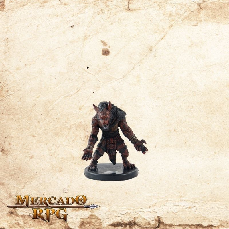 Gnoll Claw Fighter - Sem carta  - Mercado RPG