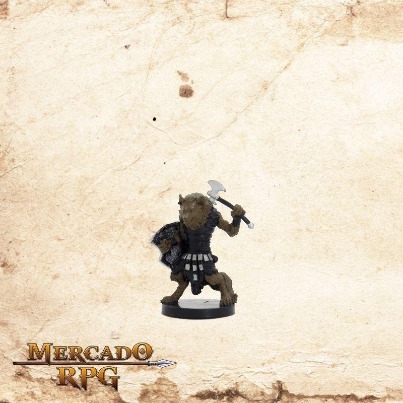 Gnoll - Com carta  - Mercado RPG