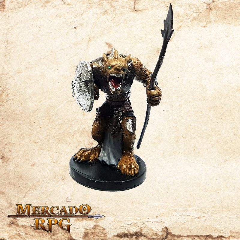 Gnoll Marauder  - Mercado RPG