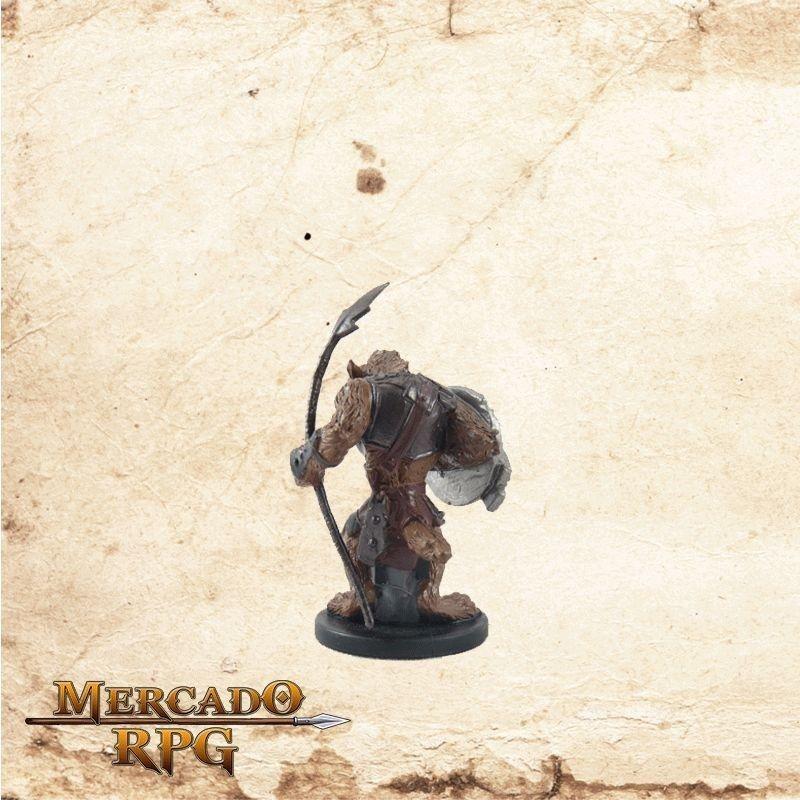 Gnoll Marauder - Com carta  - Mercado RPG