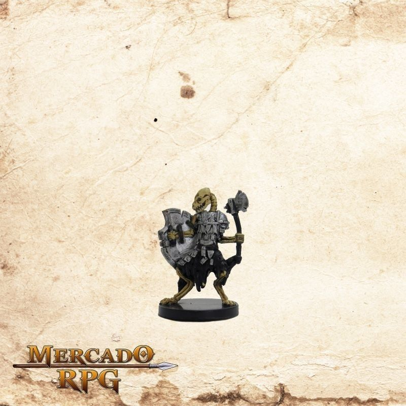 Gnoll Skeleton - Com carta  - Mercado RPG