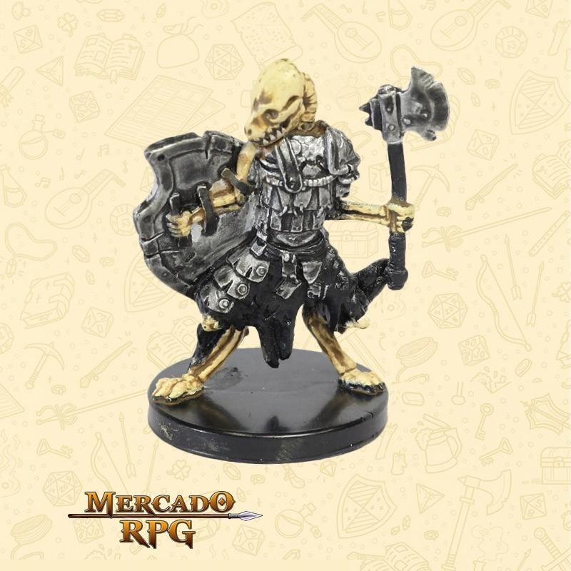 Gnoll Skeleton - Miniatura D&D - RPG
