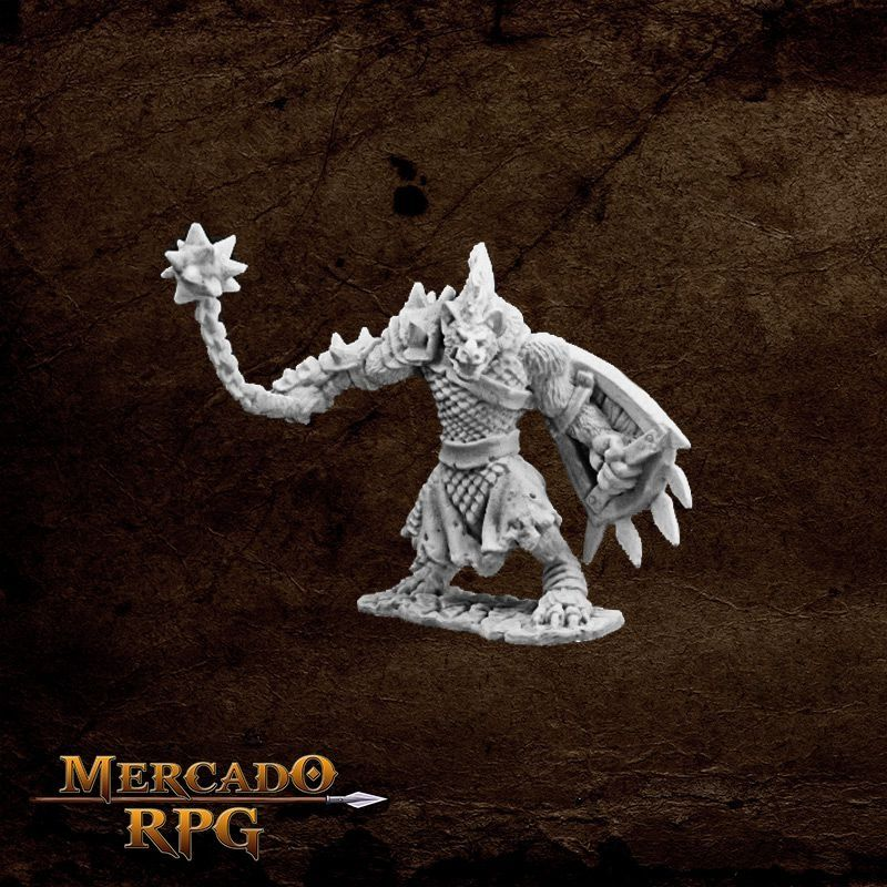 Gnoll Warrior A  - Mercado RPG