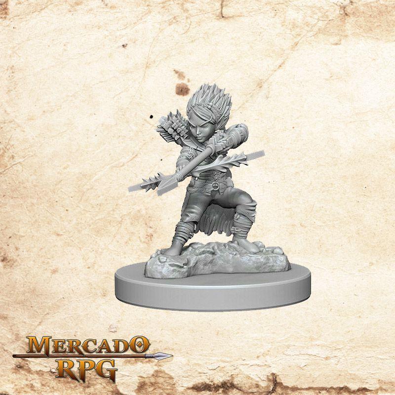 Gnome Female Rogue A  - Mercado RPG