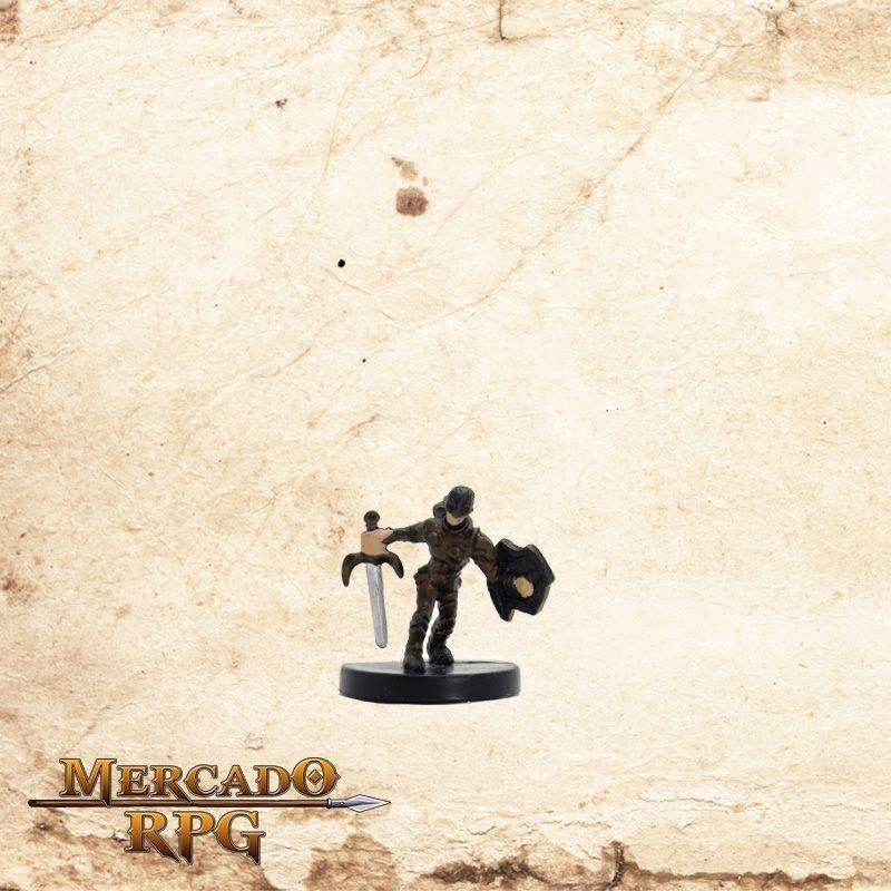 Gnome Fighter - Com carta  - Mercado RPG