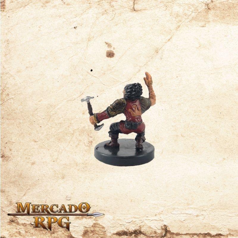 Gnome Trickster - Com carta  - Mercado RPG