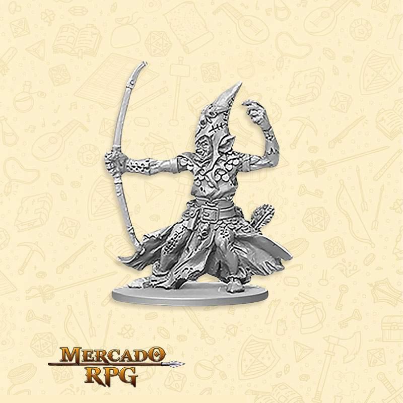 Goblin Archer Minions - Miniatura RPG
