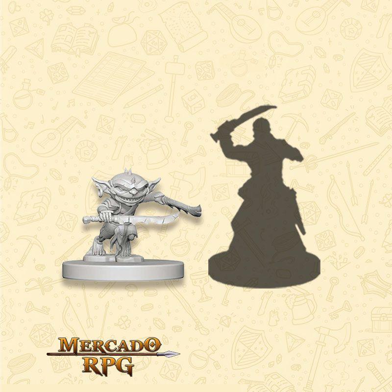 Goblin B - Miniatura RPG  - Mercado RPG