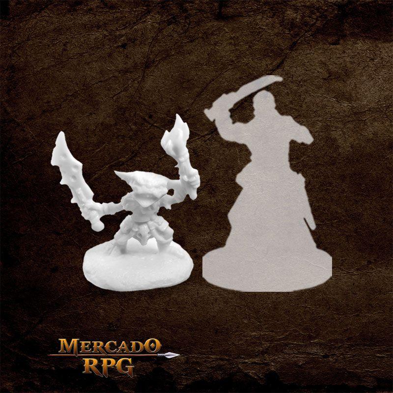 Goblin C - Miniatura RPG  - Mercado RPG