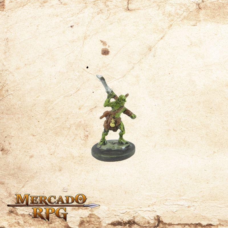 Goblin - Cimitarra  - Mercado RPG