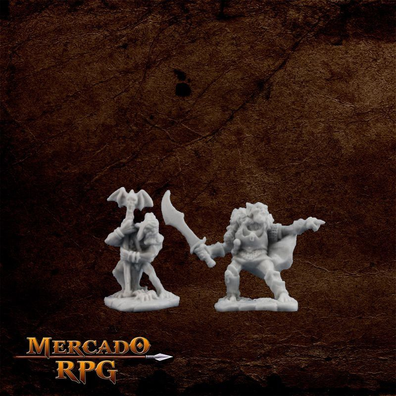 Goblin Command (2)  - Mercado RPG