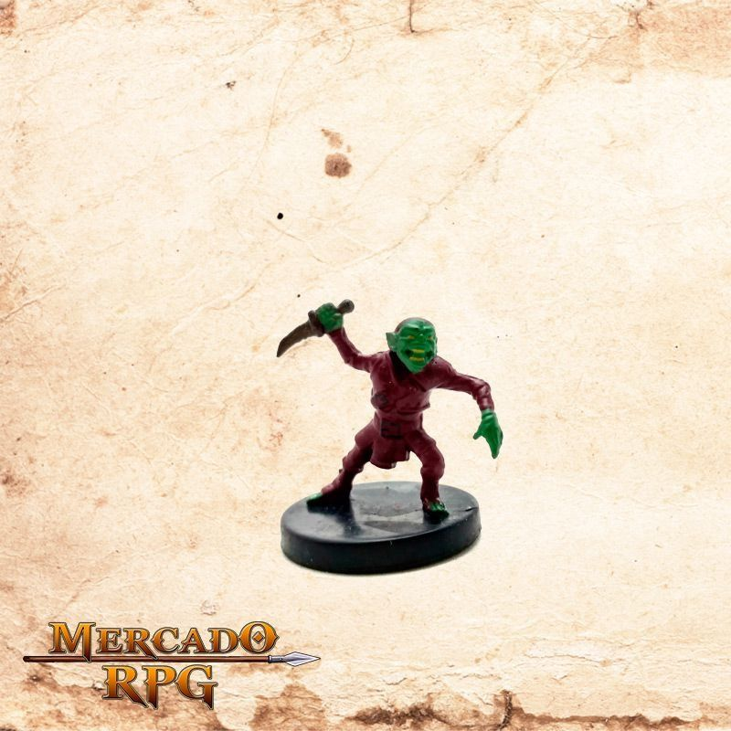 Goblin Cutter - Sem carta  - Mercado RPG