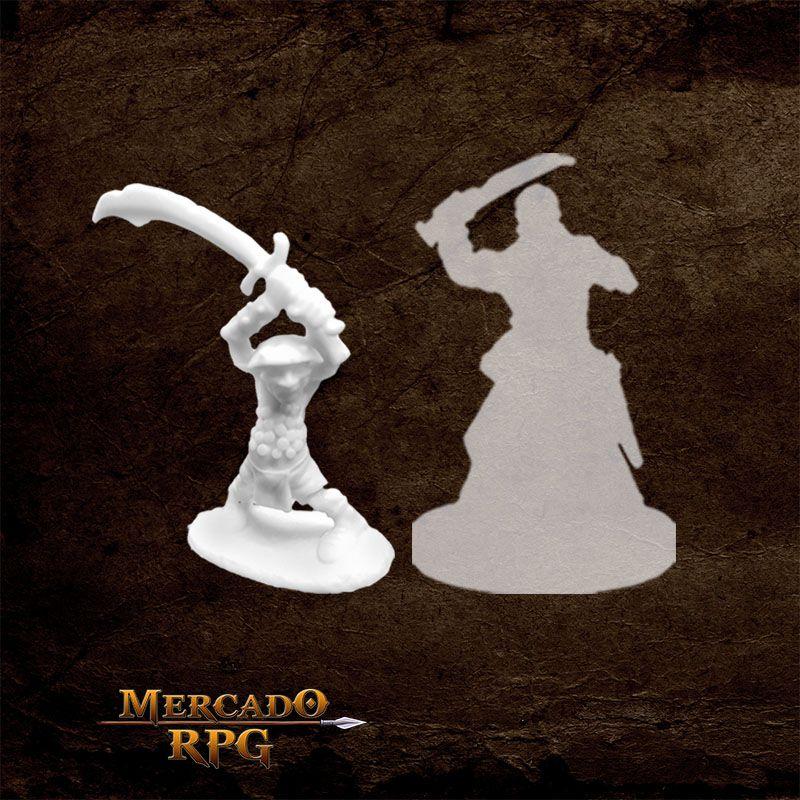 Goblin E - Miniatura RPG  - Mercado RPG