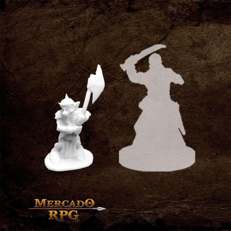 Goblin G - Miniatura RPG  - Mercado RPG