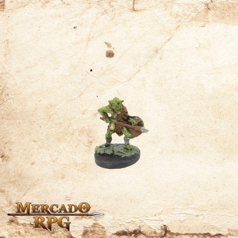 Goblin - Lança  - Mercado RPG