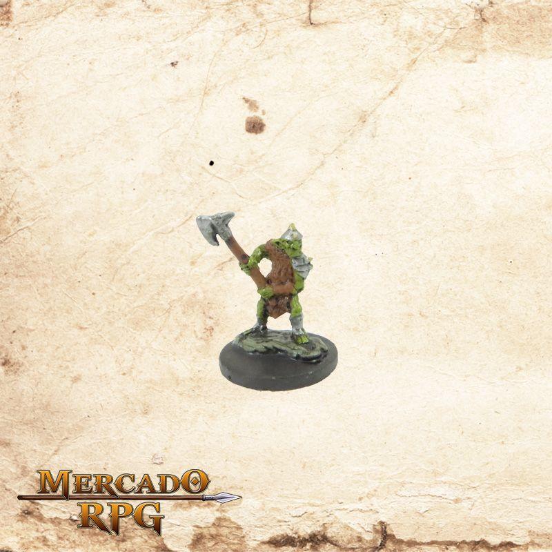 Goblin - Machado  - Mercado RPG