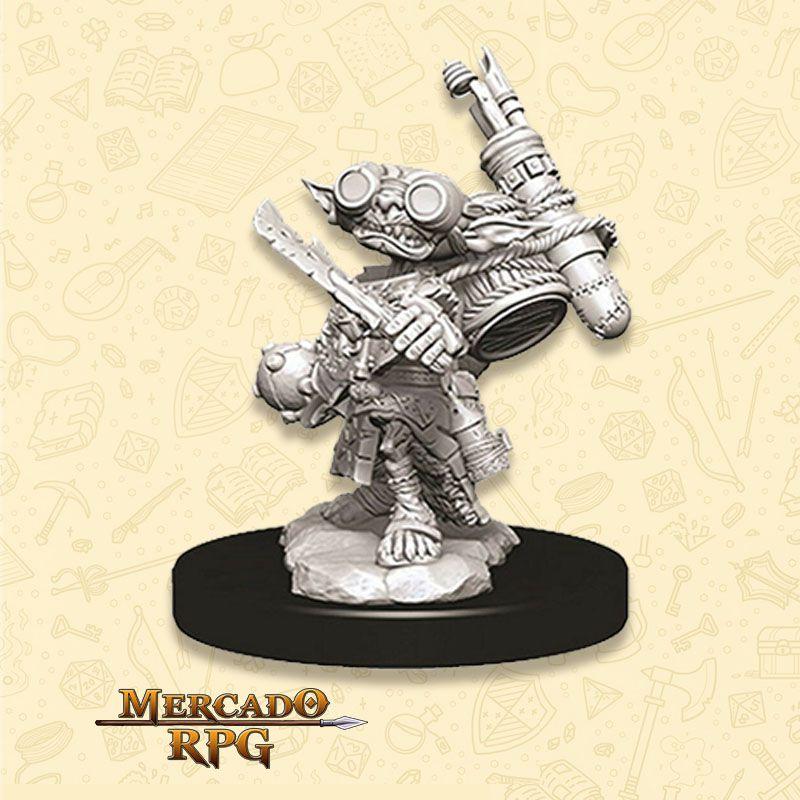 Goblin Male Alchemist A - Miniatura RPG