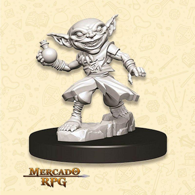 Goblin Male Alchemist B - Miniatura RPG