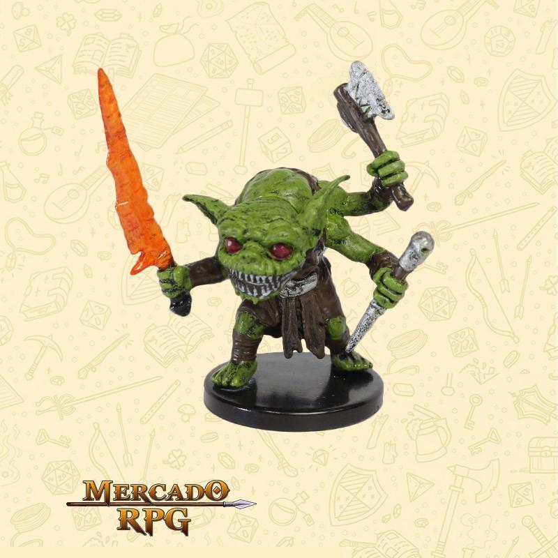 Goblin Mutant - Miniatura D&D - RPG