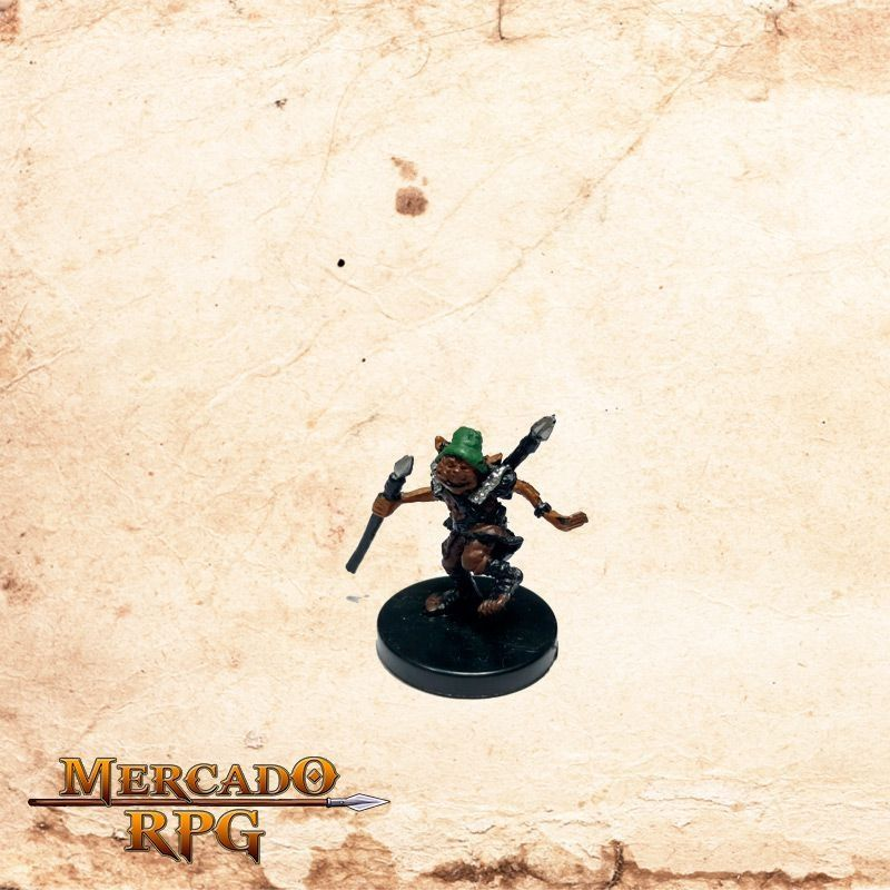 Goblin Skirmisher - Sem carta  - Mercado RPG