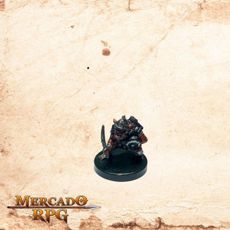 Goblin Underboss - Sem carta  - Mercado RPG