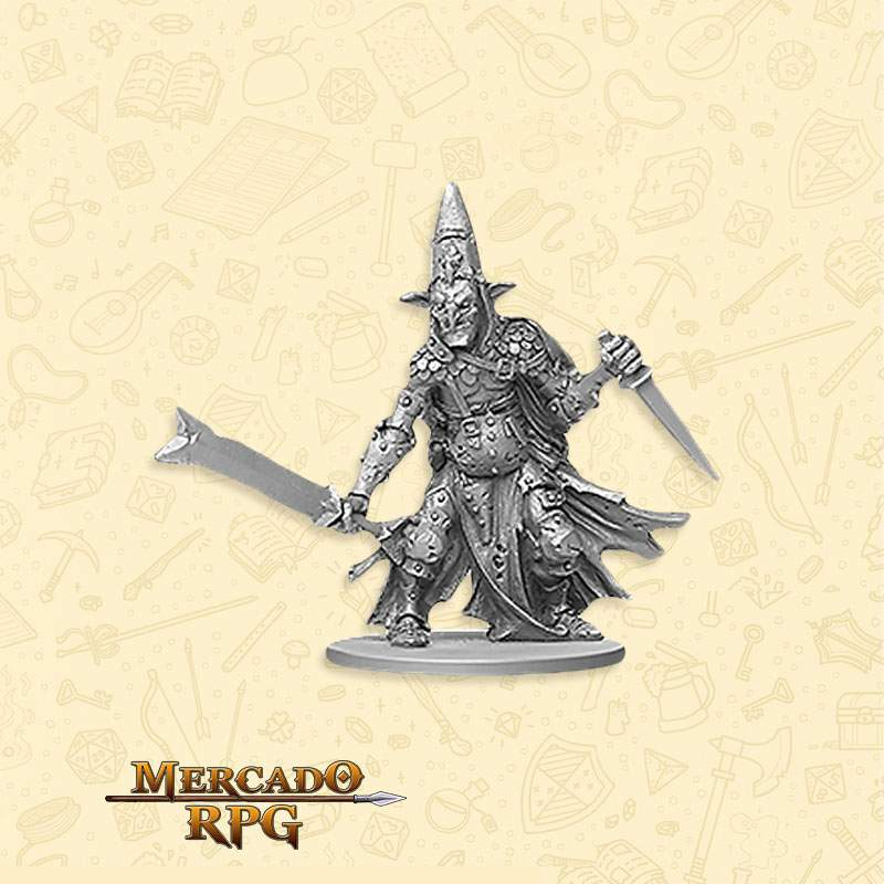 Goblin Warrior Minions - Miniatura RPG  - Mercado RPG