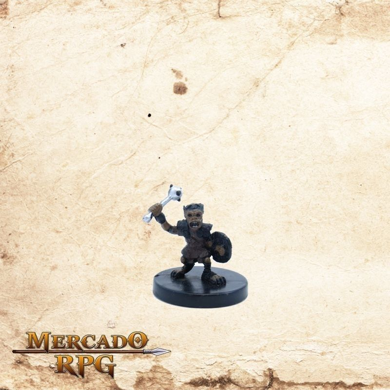 Goblin Warrior - Sem carta  - Mercado RPG