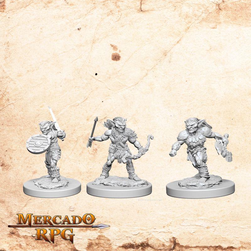 Goblins - Miniatura RPG  - Mercado RPG