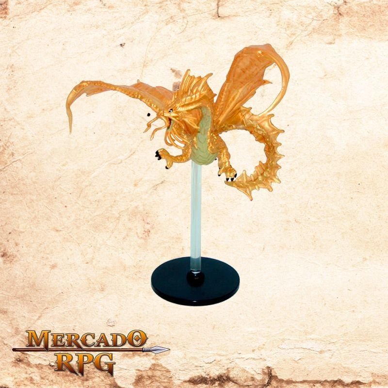Gold Dragon  - Mercado RPG
