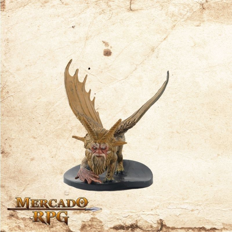 Golden Protector - Com carta  - Mercado RPG