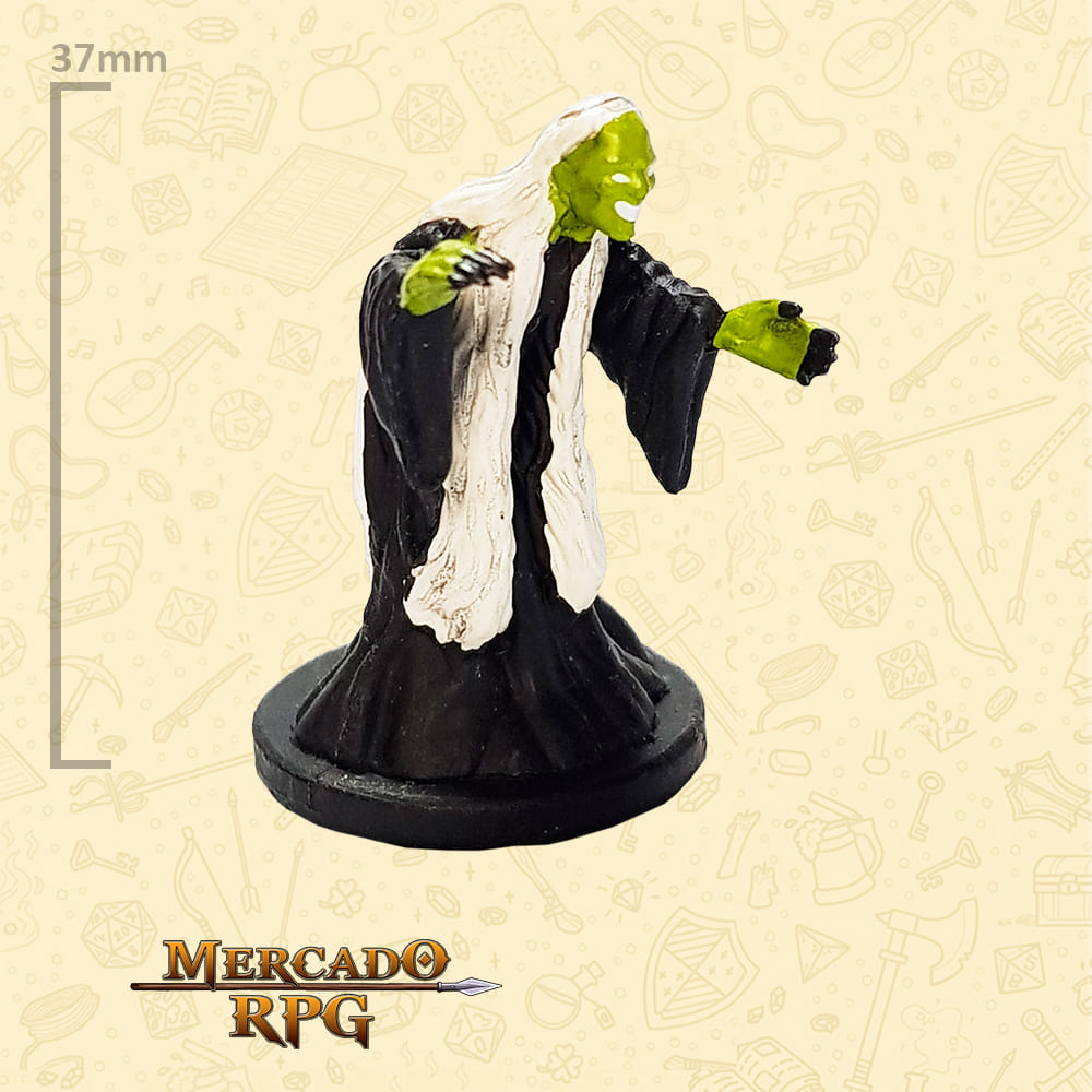 Green Hag - Miniatura D&D - RPG