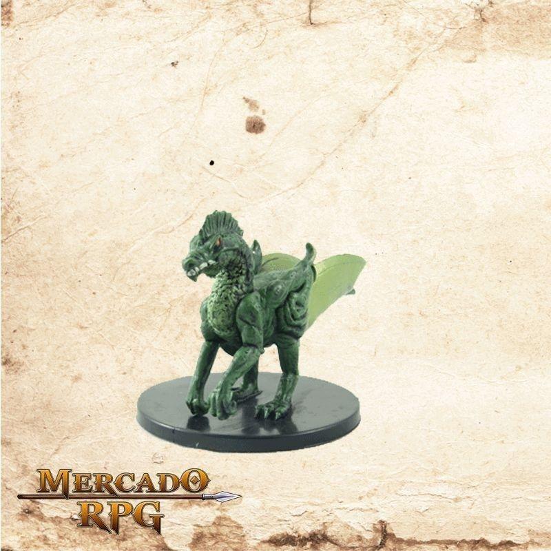 Greenspawn Razorfiend - Com carta  - Mercado RPG