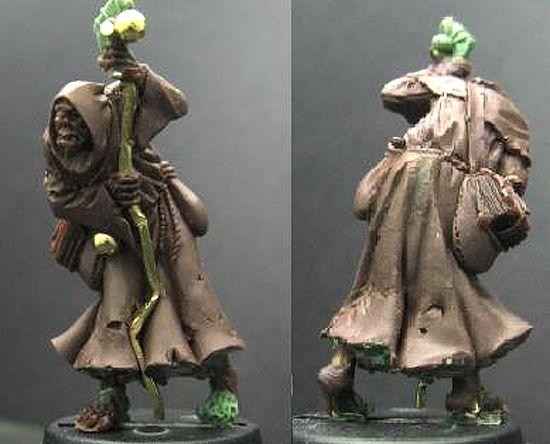 Gregor the Crooked  - Mercado RPG