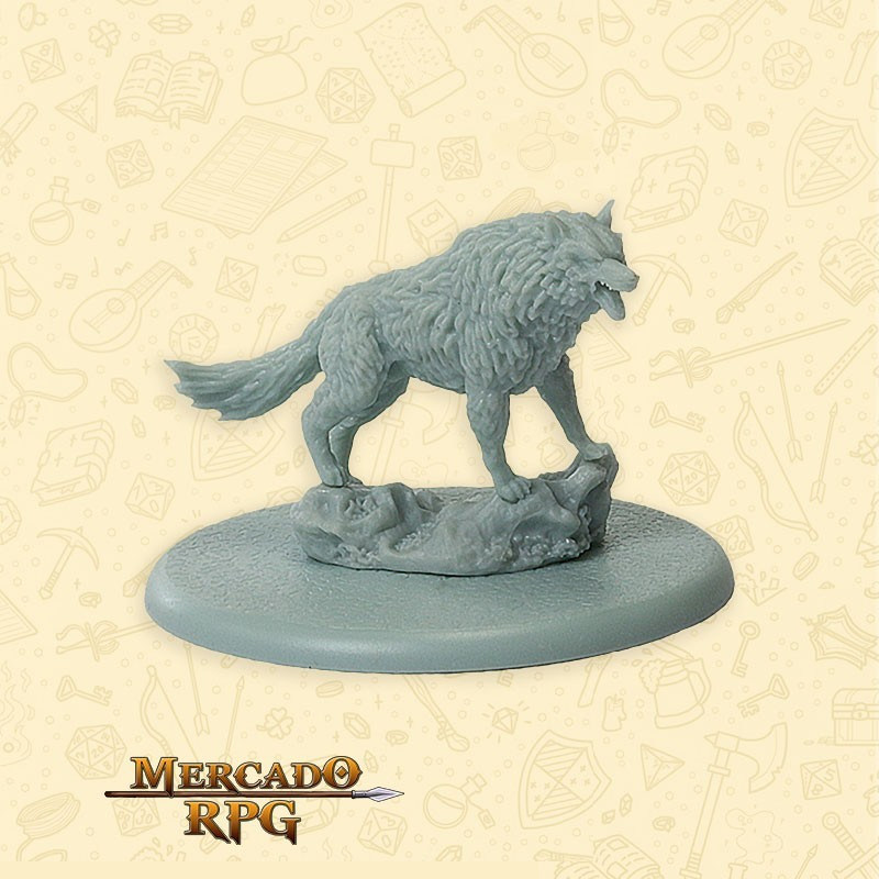 Grey Wind - Song of Ice and Fire - Miniatura RPG
