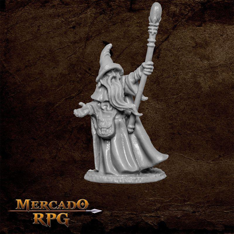 Greybeard Staff Wizard