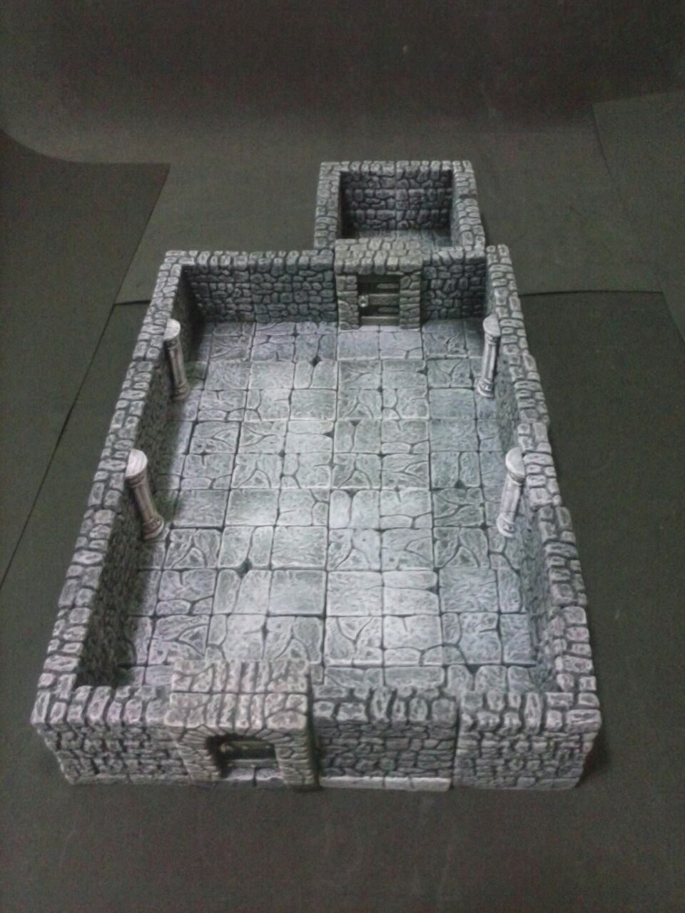 Grid Dungeon